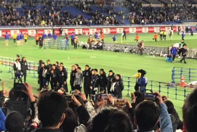 Japan National Team Match Review