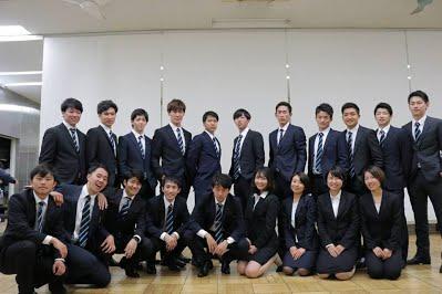 2017年度卒部式