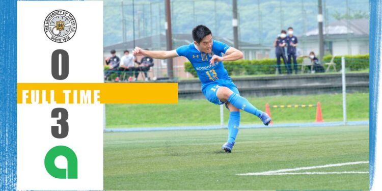 リーグ戦第9節vs亜細亜大学